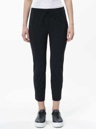 Women's Any Jersey Pants Black | Peak Performance