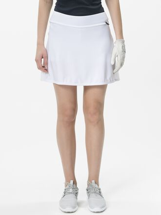 Women's Golf Somerset Skirt White | Peak Performance