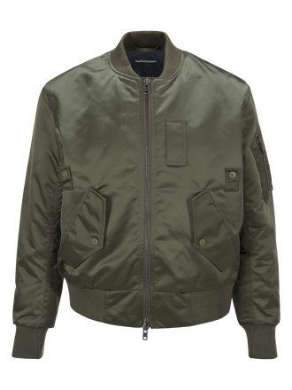 Men's Stealth Jacket Soil Olive | Peak Performance