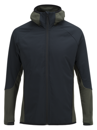 Men's Hybrid Mid Ski Jacket