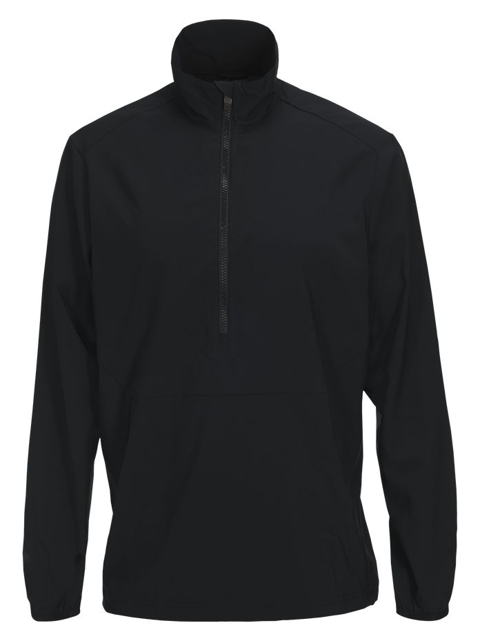 Men's Iron Golf Anorak Black | Peak Performance