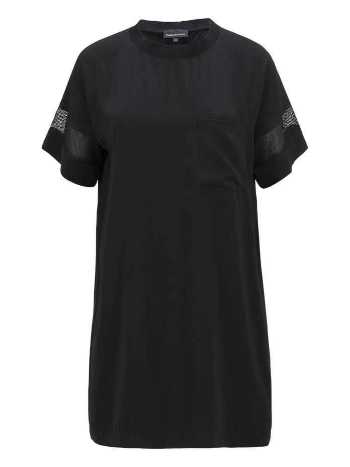 Women's Zuma Dress Black | Peak Performance