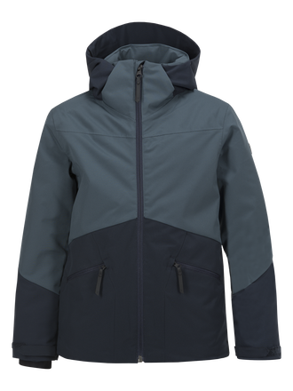 Kids Greyhawk Skijacke Blue Steel | Peak Performance
