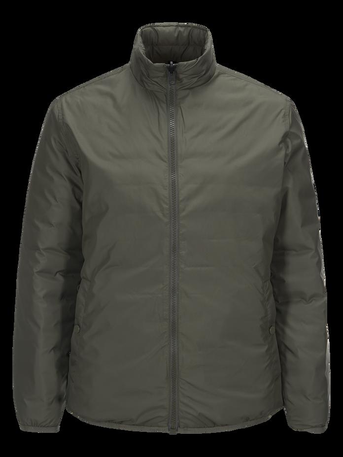 Men's Troop Liner Jacket Terrain Green | Peak Performance