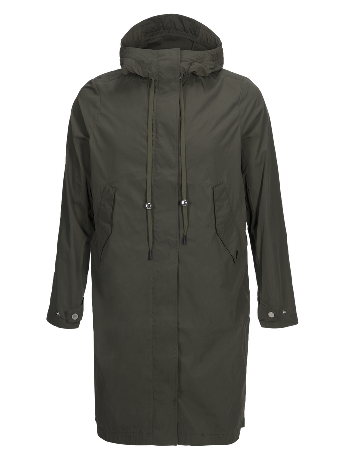 Women's Joan Parka Terrain Green | Peak Performance