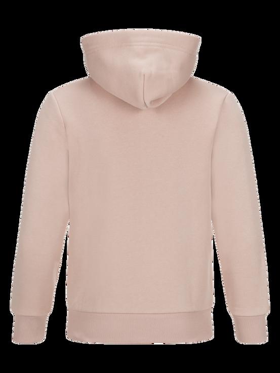 Kids Logo Zipped Hoodie Softer Pink   Peak Performance