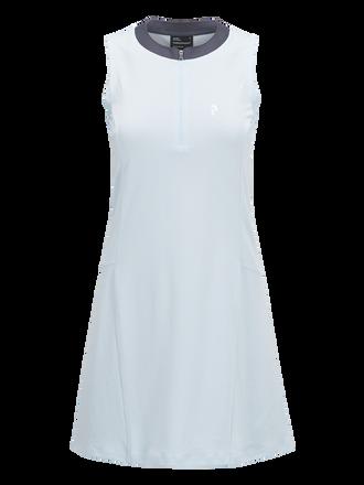 Women's Golf Leyland Sleeveless Dress Bluebell   Peak Performance