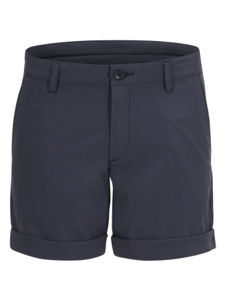 Women's Golf Coldrose Shorts Dark Slate Blue | Peak Performance