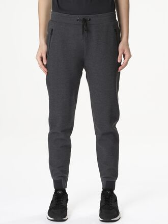 Damen Tech Hose Dk Grey Mel | Peak Performance