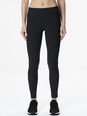 Women's Kezar Running Tights Black | Peak Performance