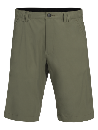 Men's Civil Lite Long Shorts Leaflet green | Peak Performance