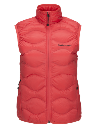 Women's Helium Vest Pink Flow | Peak Performance