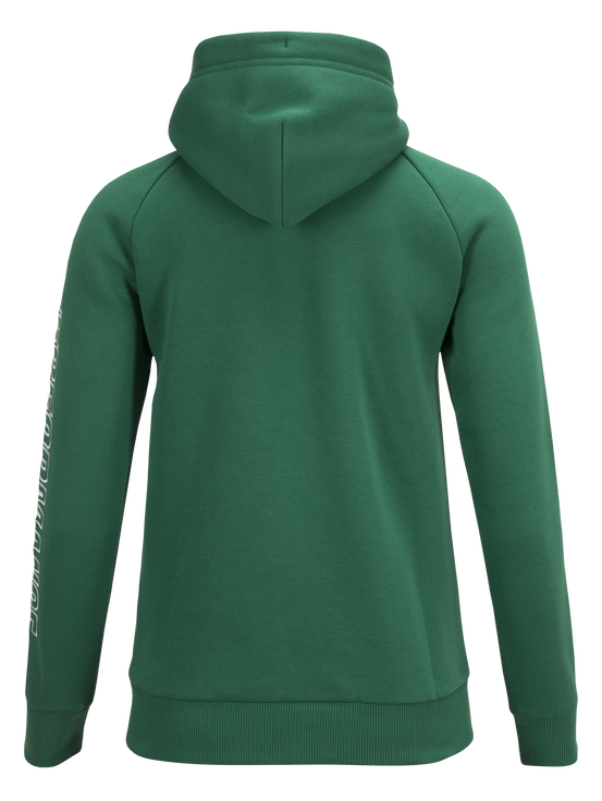 Women's Zipped Hooded Sweater