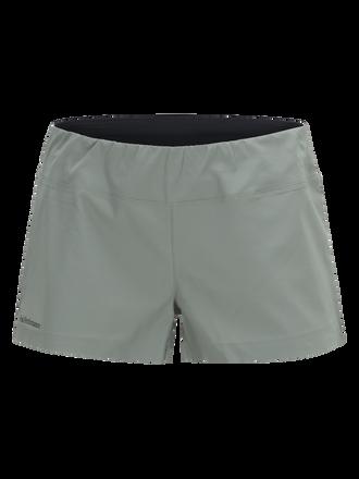 Women's Fremont Shorts Slate Green | Peak Performance
