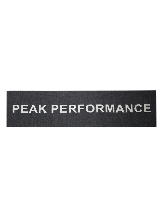 Logo halsduk Black | Peak Performance