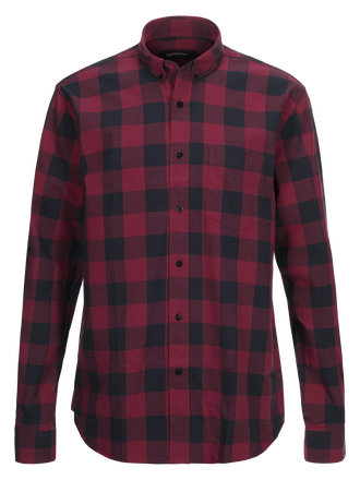 Men's Steve Harley Shirt Softer Red | Peak Performance