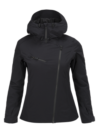 Blouson de ski femme Scoot Black | Peak Performance