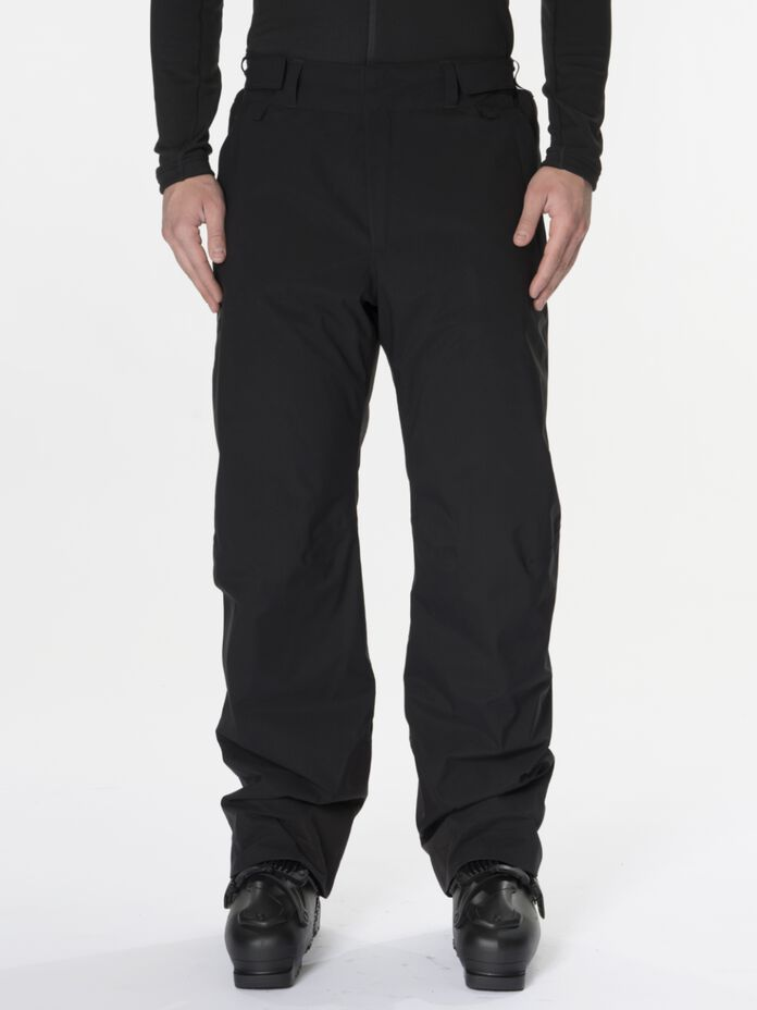 Pantalon de ski homme Whitewater Black | Peak Performance
