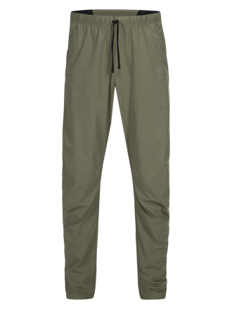Men's Civil Lite Pants Leaflet green | Peak Performance