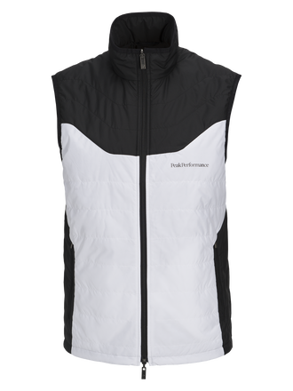 Men's Golf Levin Vest Black | Peak Performance