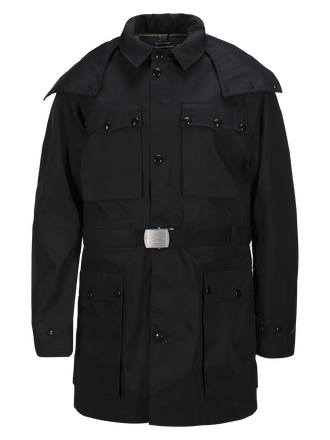 Unisex Swedish Mountain Parka Black | Peak Performance