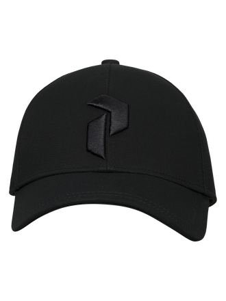 Retro Golf Cap Black | Peak Performance