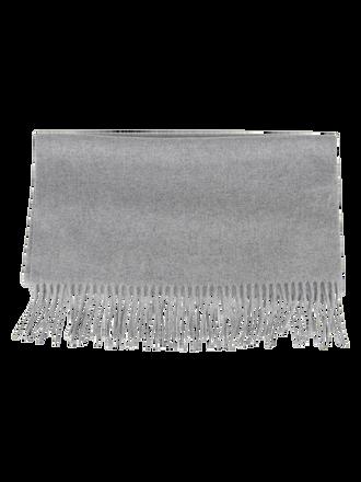Cashmere scarf  Med Grey Mel | Peak Performance