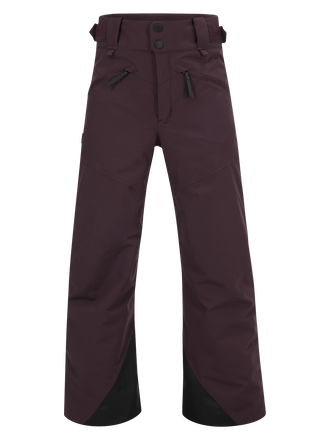 Kids Greyhawk Ski Pants Mahogany | Peak Performance