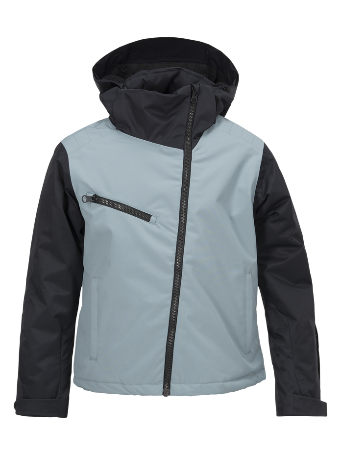 Kids Scoot Skijacke Dustier Blue | Peak Performance