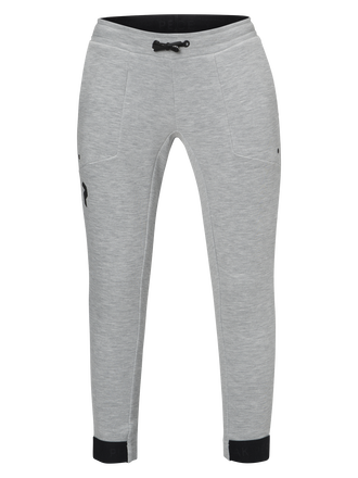 Kids Tech Pants Med Grey Mel | Peak Performance