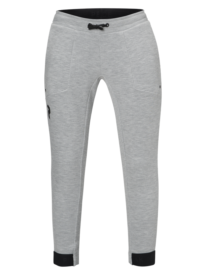 Pantalon enfant Tech Med Grey Mel | Peak Performance