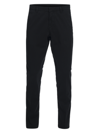Herren Harvey Chinos Black | Peak Performance