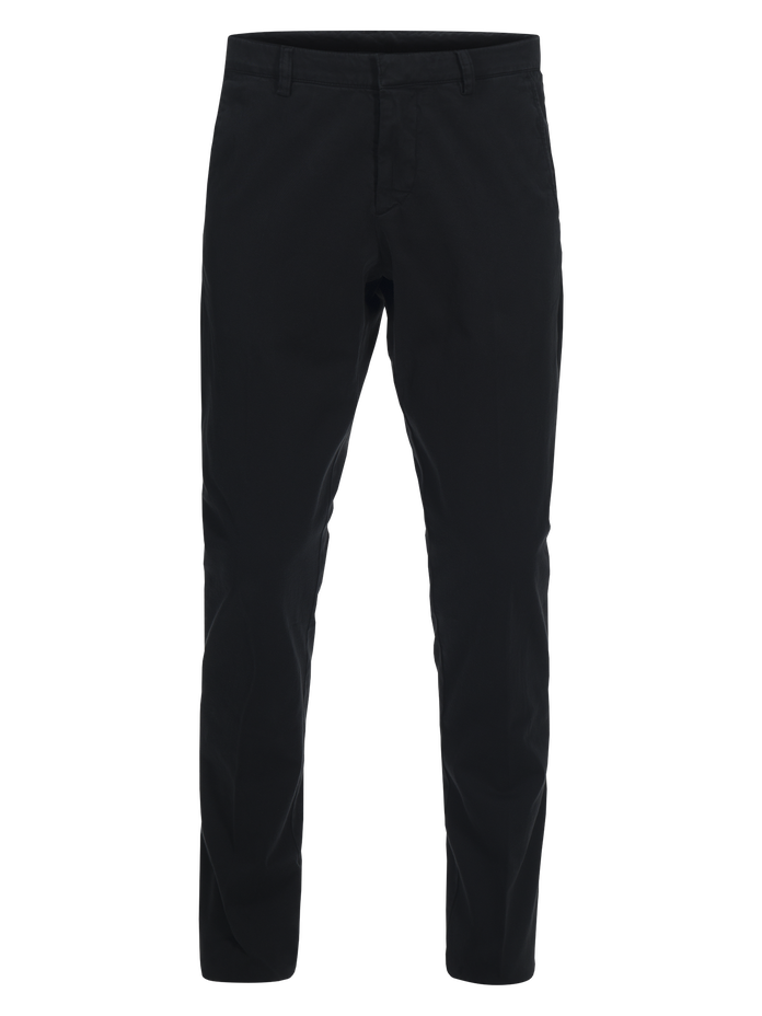 Men's Harvey Chinos Black | Peak Performance
