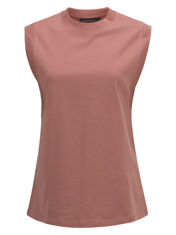Women's Kick Tank Cedar Wood | Peak Performance