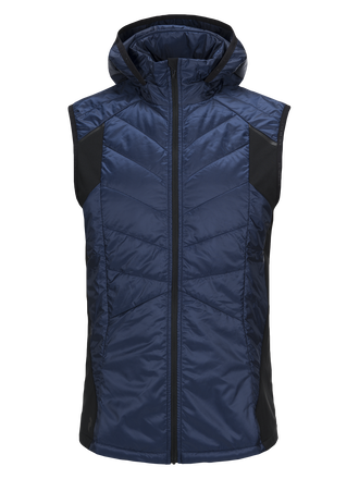 Men's Alum Vest Thermal Blue | Peak Performance