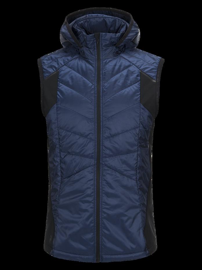 Men's Alum Vest Thermal Blue | Peak Performance