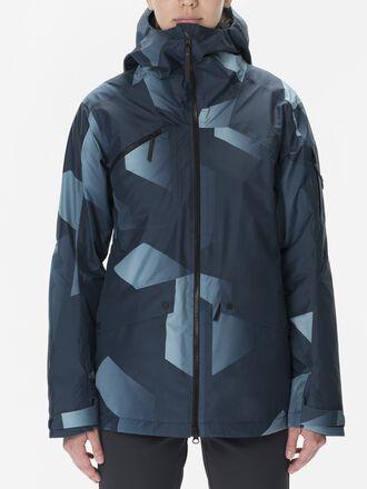Women's Hakuba Printed Ski Jacket