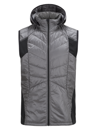 Men's Alum Vest  Quiet Grey | Peak Performance