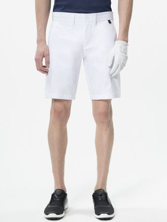 Men's Golf  Maxwell Shorts White | Peak Performance