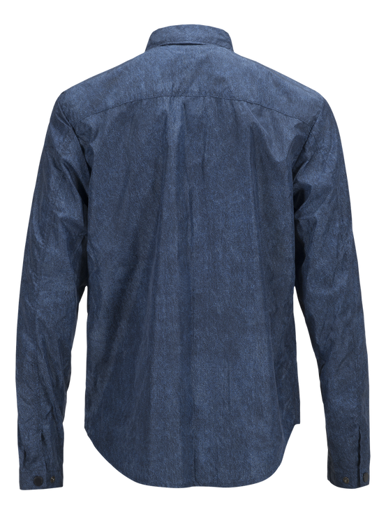 Men's Laird Printed Shirt Pattern | Peak Performance