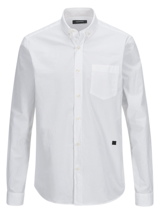 Chemise homme Dean Appeal White | Peak Performance