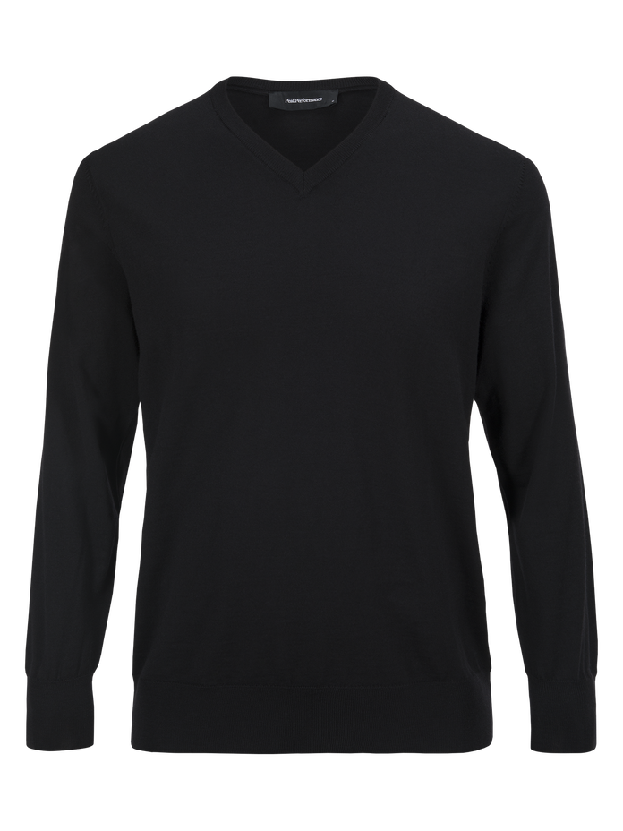 Men's Merino V-neck