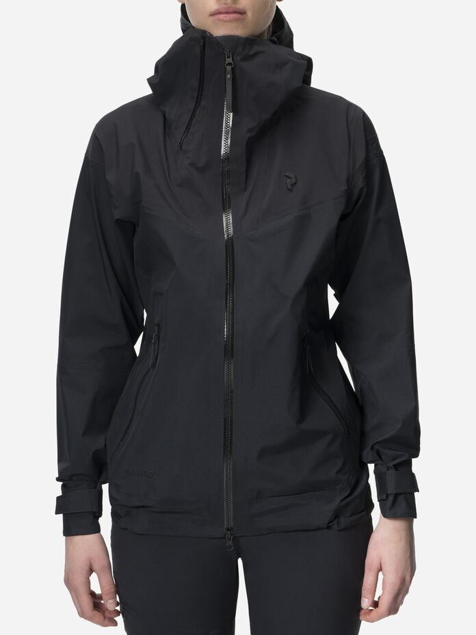 Women's Mondo Jacket Black | Peak Performance