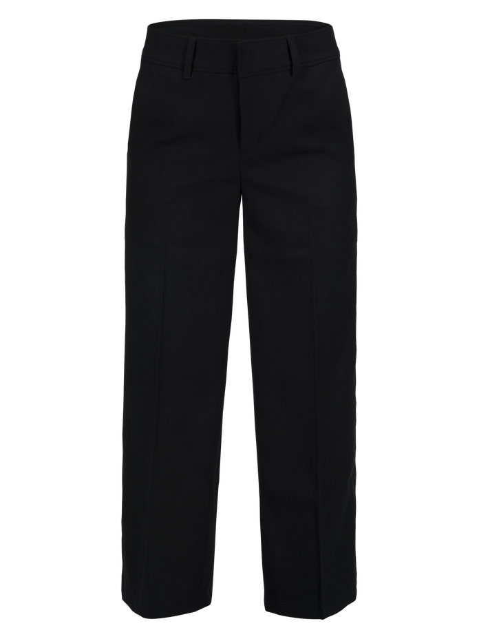 Women's Tailored Wool Pants Black | Peak Performance