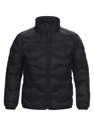 Kids Helium Jacke Black | Peak Performance