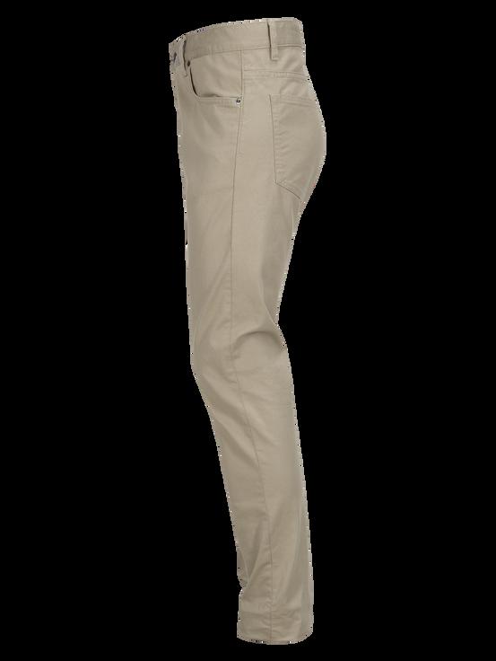 Men's Bob Twill Pants Slow Beige | Peak Performance