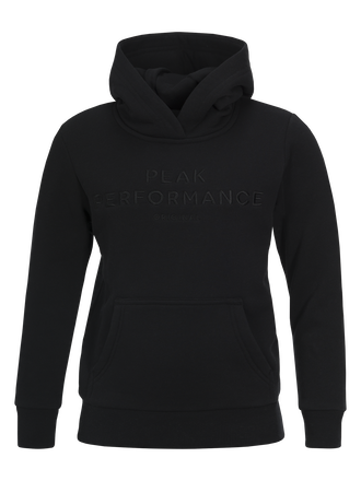 Sweat à capuche enfant Black | Peak Performance