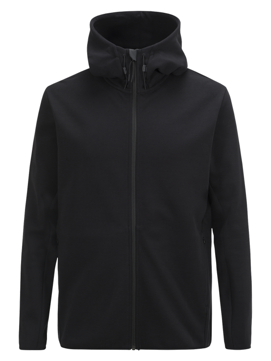 Men's Tech Zipped Hooded Sweater