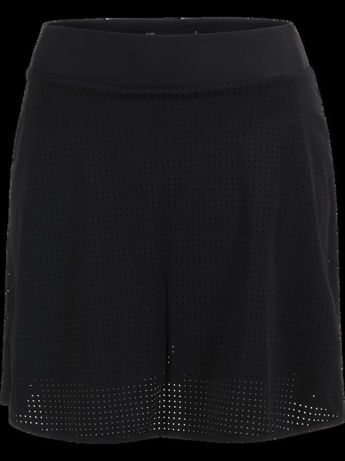 Women's Golf Complete Skirt Black   Peak Performance