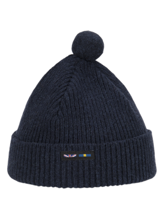 Bonnet à pompon RAF Navy | Peak Performance